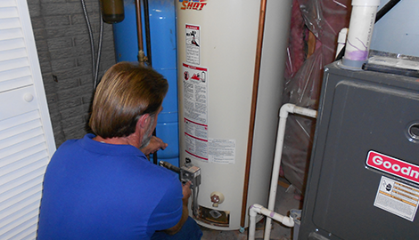 Water Heaters | Pinson Plumbing & Heating | Parker, CO | (720) 209-9112